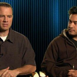 Cesar Velazquez und David Hutchins - Effect Supervisors - David über die verschiedenen Effekte im Film - OV-Interview Poster