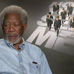Morgan Freeman -Thaddeus Bradley - über seine Rolle - OV-Interview Poster