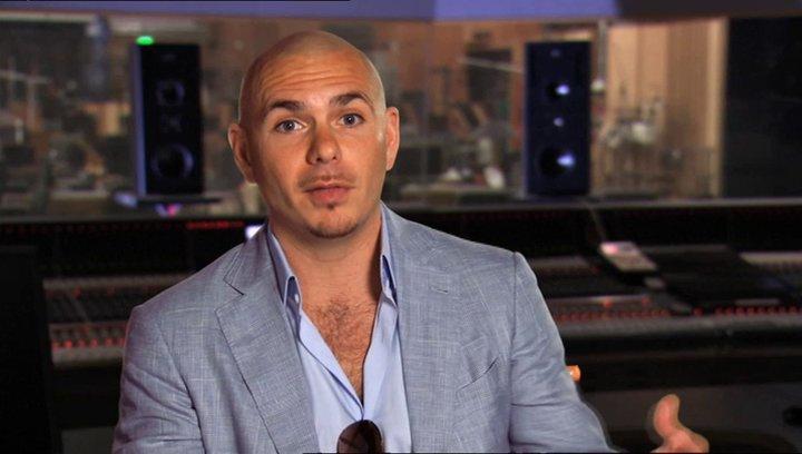 Pitbull - Bufo - darüber, wie seine Rolle erschaffen wurde - OV-Interview Poster