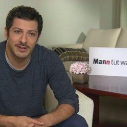 Fahri Jardim über seine Freunde und seine Rolle - Interview Poster