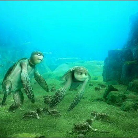 Die Unterwasserwelt - Trailer Poster