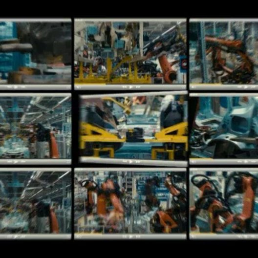 Funktionieren wie die Maschinen - Szene Poster