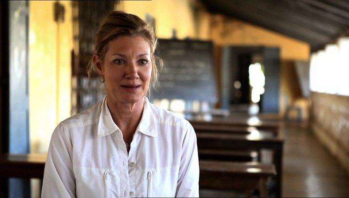 Elizabeth Gabler - Präsident von Fox 2000 Pictures über den Regisseur Ang Lee - OV-Interview Poster