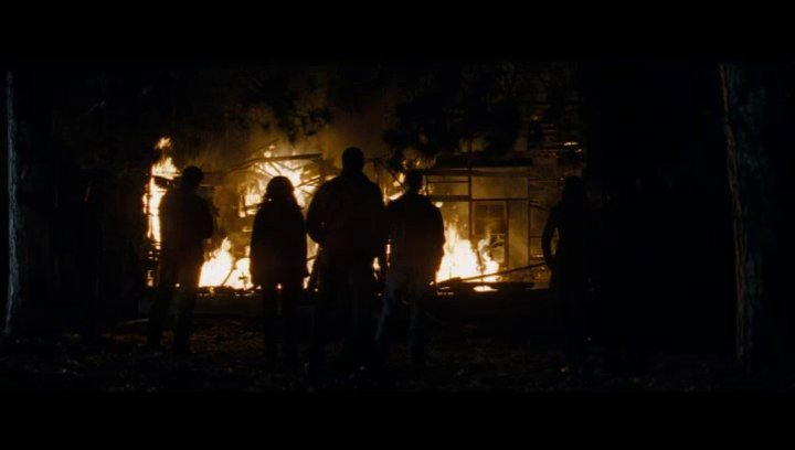 Red Dawn - Trailer Poster