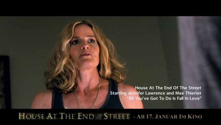 Videoclip - Jennifer Lawrence - All You've Got To Do Is Fall In Love - Sonstiges Poster