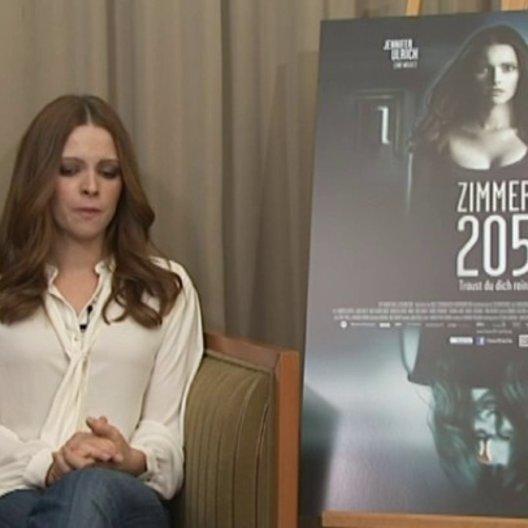 Jennifer Ulrich (Katrin) über das Genre - Interview Poster