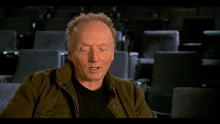 Tobin Bell (Jigsaw) über den Film in 3D - OV-Interview Poster
