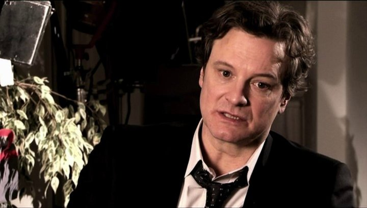 Colin Firth über Bens Probleme mit seiner Frau - OV-Interview Poster