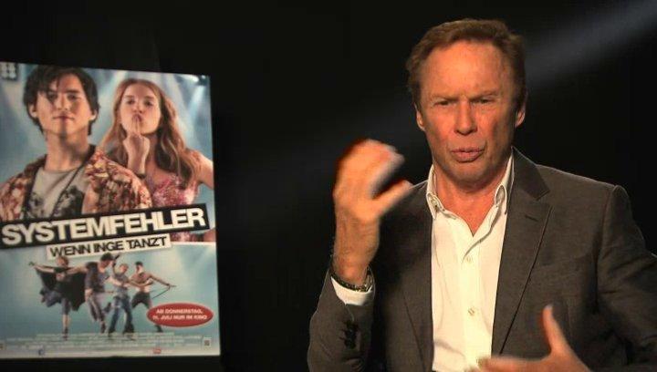 Peter Kraus über den Film - Interview Poster