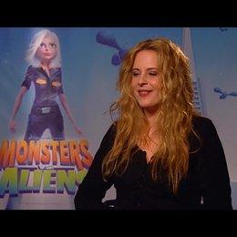 Diana Amft / über das Gefängnis der Monster - Interview Poster