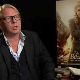 Ben Becker - Der Tod - über die Stimme des Todes - Interview Poster