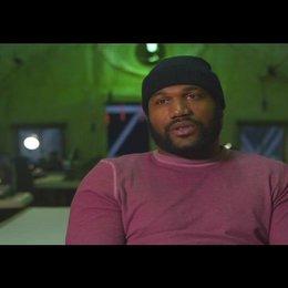 """Quinton """"Rampage"""" Jackson - """"B.A. Baracus"""" über seine Rolle - OV-Interview Poster"""
