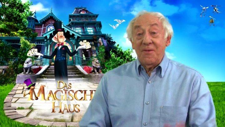 Dieter Hallervorden - Lawrence - über sein Lieblingsspielzeug - Interview Poster