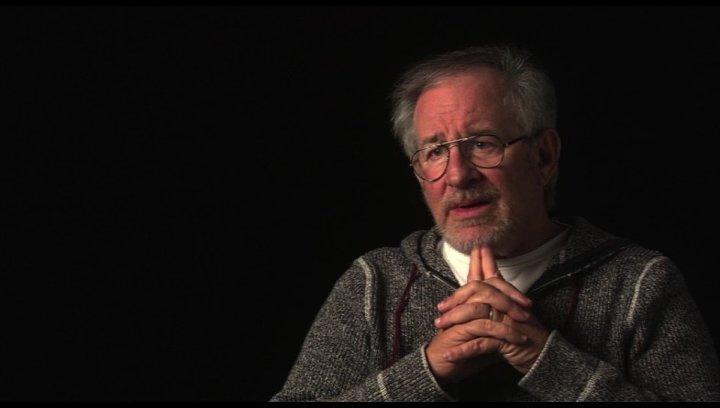 Steven Spielberg über Jamie Bell - OV-Interview Poster