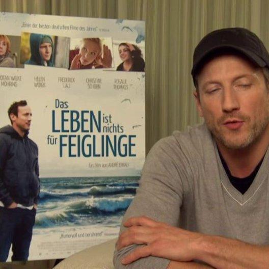 Wotan Wilke Möhring darüber, was ihn am Film gereizt hat - Interview Poster