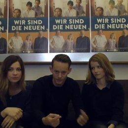 Wir sind die Neuen (VoD-BluRay-DVD-Trailer) Poster
