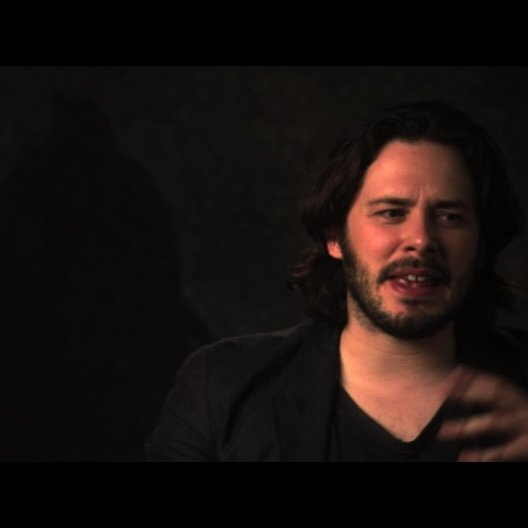 Edgar Wright über Steven Spielberg und Peter Jackson - OV-Interview Poster