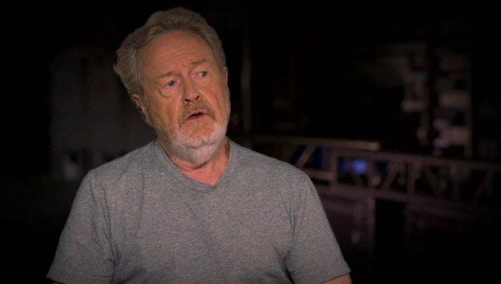 Ridley Scott über Moses Geschichte - OV-Interview Poster