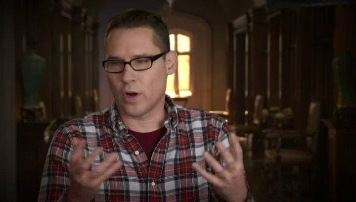 Bryan Singer - Regisseur - darüber, wieder mit der Originalbesetzung zu arbeiten - OV-Interview Poster