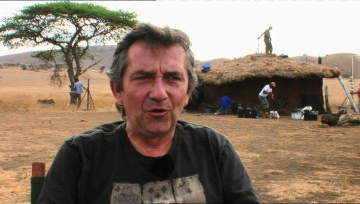 Pascal Chaumeil über die Wirkung Kenias - OV-Interview Poster