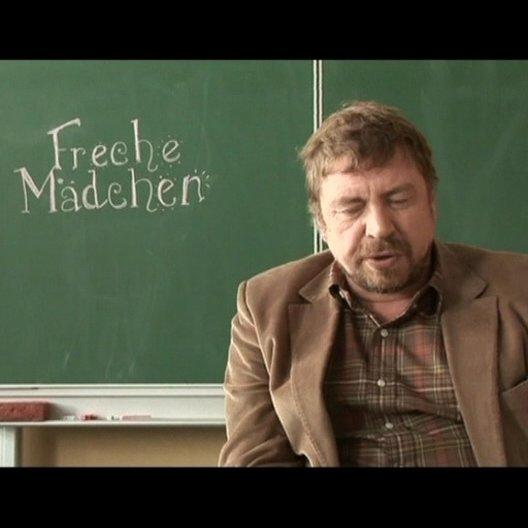 Interview mit Armin Rohde (Mathelehrer Rumpelstilzchen) Poster