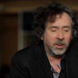 Tim Burton über das Vampir-Genre - OV-Interview Poster