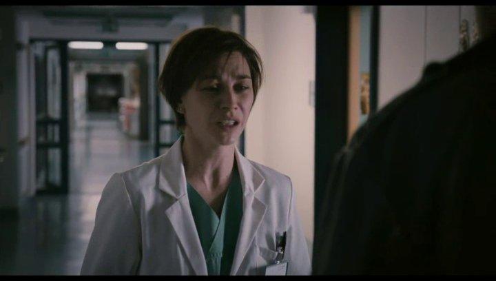 Streit im Krankenhaus - Szene Poster