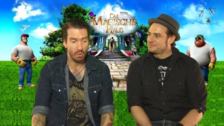 Bosshoss - Mark und Mike - darüber warum man in den Film gehen sollte - Interview Poster