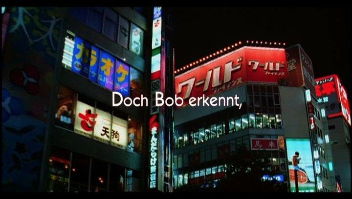 Lost in Translation - Trailer Poster