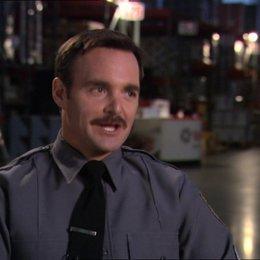 Will Forte - Sgt. Bressman - über die Arbeit mit den anderen Schauspielern - OV-Interview Poster