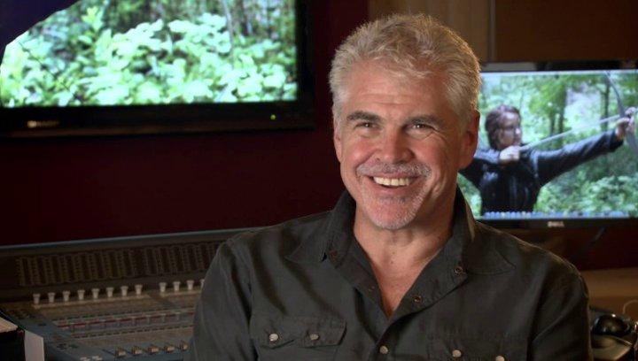 GARY ROSS -Regisseur- Darüber warum er den Film machen wollte - OV-Interview Poster