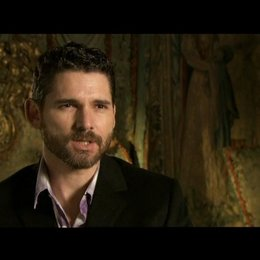Interview mit Eric Bana ( Heinrich VIII. ) - OV-Interview Poster
