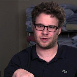 Seth Rogen über die Beziehung von Kyle und Adam - OV-Interview Poster