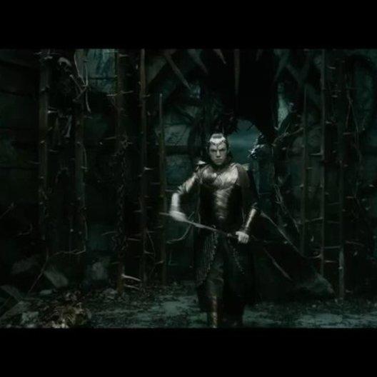 Der Hobbit: Die Schlacht der fünf Heere - Trailer Poster