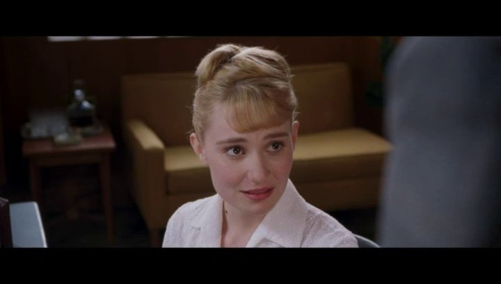 Mademoiselle Populaire - Trailer Poster