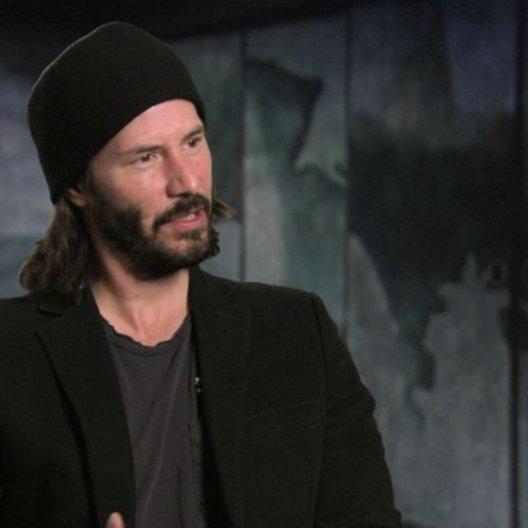 Keanu Reeves über Ko Shibasaki - OV-Interview Poster