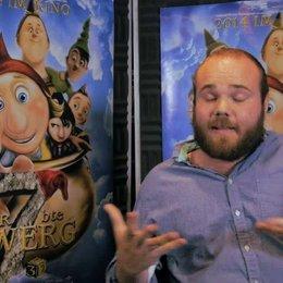 Daniel Welbat über die Herstellung 1 - Interview Poster