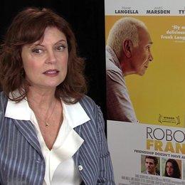 Susan Sarandon - Jennifer - darüber was für sie ausschlaggebend war bei dem Film mitzuspielen - OV-Interview Poster