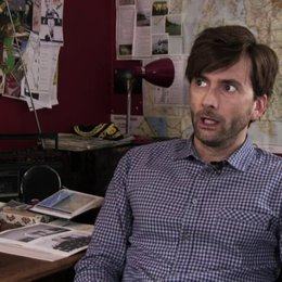 David Tennant über seine Rolle - OV-Interview Poster