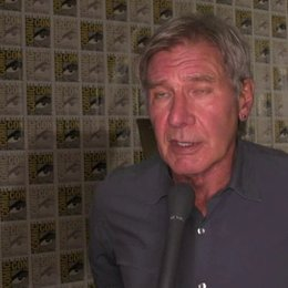 Harrison Ford über das, was die Zuschauer erwartet - OV-Interview Poster