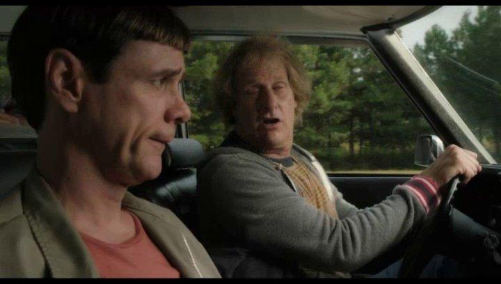 Lloyd und Harry wollen mit Travis Wer riechts zürst spielen - Szene Poster