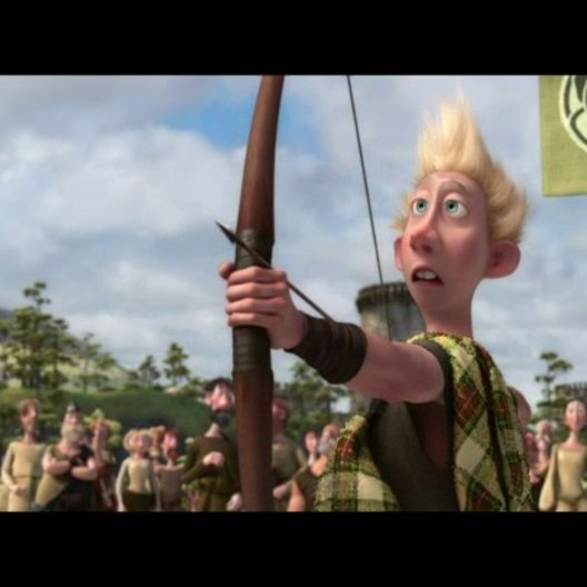 Merida - Legende der Highlands - Trailer Poster