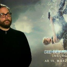 Robert Schwentke - Regisseur - was ihm an dem Projekt besonders gefallen hat - Interview Poster