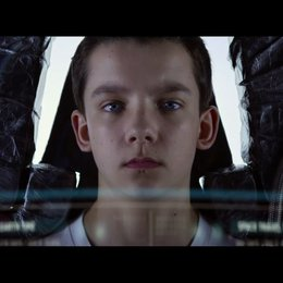Ender's Game - Trailer Poster