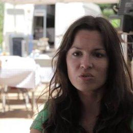Natalia Avelon über die Arbeit mit Doris Dörrie - Interview Poster