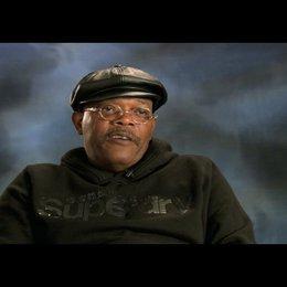 """Samuel L. Jackson - """"P.K. Highsmith"""" über seine Rolle - OV-Interview Poster"""