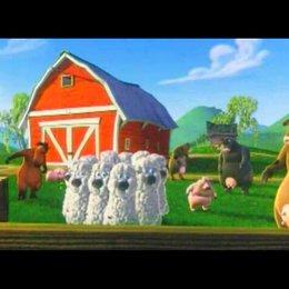 Der tierisch verrückte Bauernhof - Trailer Poster