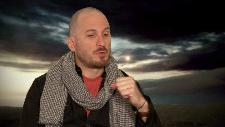Darren Aronofsky - Regisseur und Co-Drehbuchautor - über das Casting für Russel Crowe als Noah - OV-Interview Poster