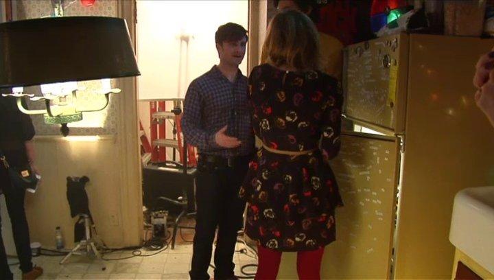 Daniel Radcliff - Wallace - mit Zoe Kazan über Wallace und Chantry - OV-Interview Poster
