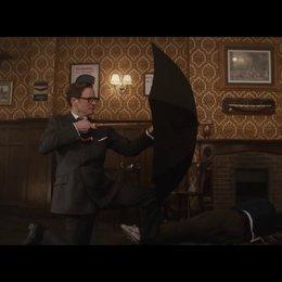 Kingsman: The Secret Service - OV-Trailer Poster